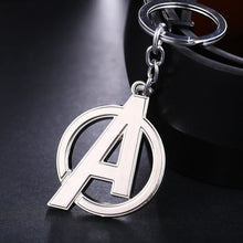 Load image into Gallery viewer, Marvel Avengers Logo Key Chain