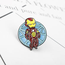 Load image into Gallery viewer, Avengers Iron Man Pins