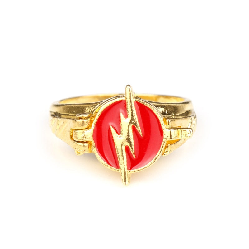 Justice League The Flash Ring