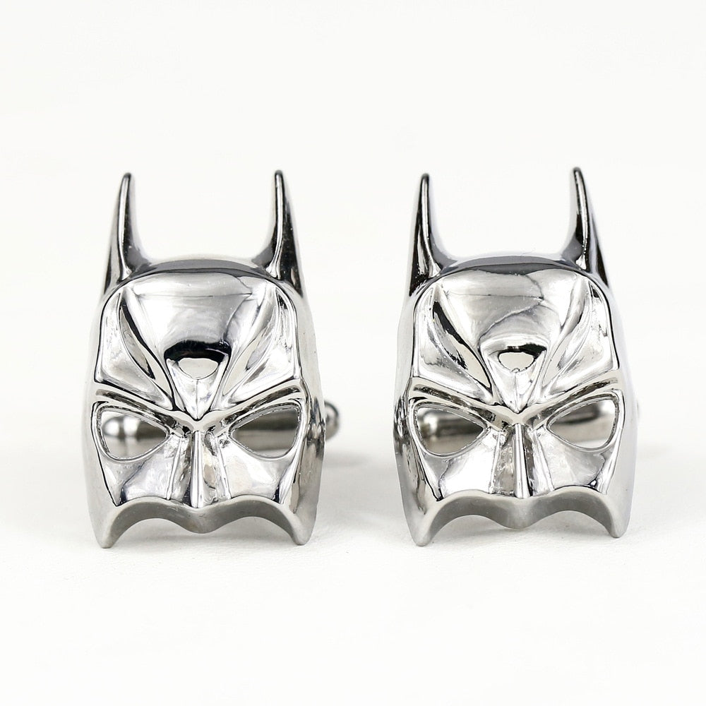 Batman Mask Cuff Link