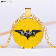 Load image into Gallery viewer, Superhero Time Gem Necklace