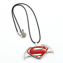 Load image into Gallery viewer, Anime Superhero Charm Necklaces