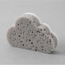 Load image into Gallery viewer, Cloud Shape Cleaning Sponge Brush