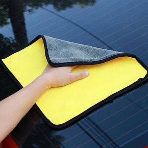 Cars Cleaning Towel
