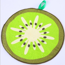 Load image into Gallery viewer, Fruit Pattern Wash Cloths