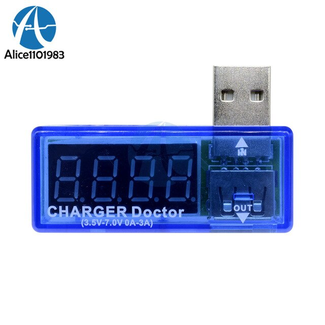 USB Charger Battery