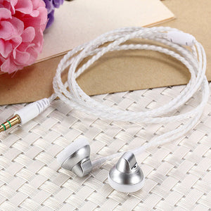Braided Headset Wired