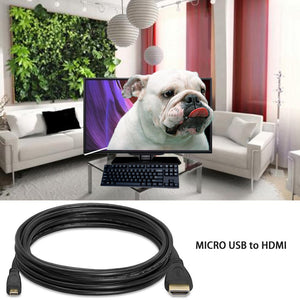 1M Micro USB To HDMI