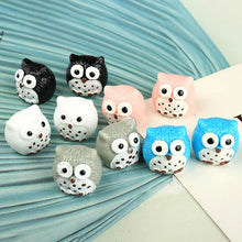 Load image into Gallery viewer, Mini Resin Owl Figurines