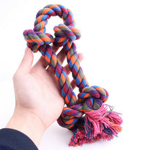 Load image into Gallery viewer, Dog Bite Rope Toys