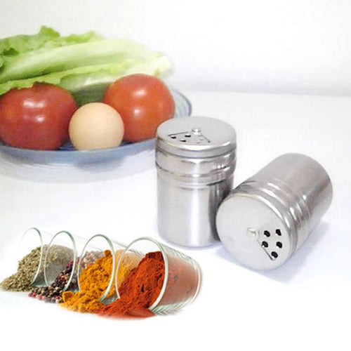 Multifunction Salt Pepper Jar