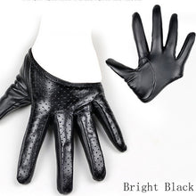 Load image into Gallery viewer, Long Keeper Sexy Leather Gloves