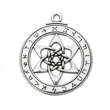 Load image into Gallery viewer, Dawapara Wicca Hollow Necklace