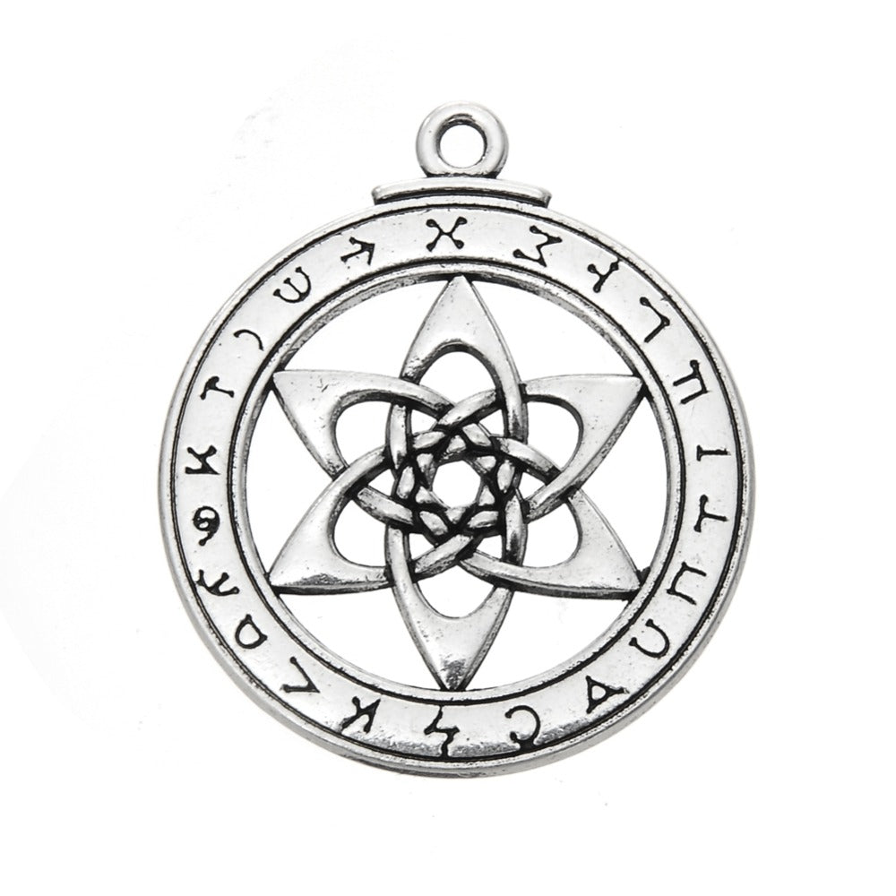 Dawapara Wicca Hollow Necklace