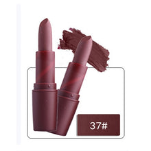Load image into Gallery viewer, Makeup Red Lips Matte Velvet Lipstick
