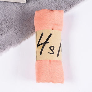 Cotton Linen Scarf