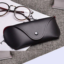 Load image into Gallery viewer, Leather Glasses Case
