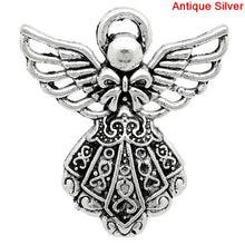 Load image into Gallery viewer, Charm Pendants Angel