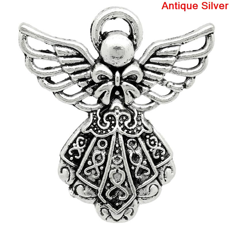 Charm Pendants Angel