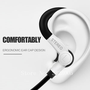 Anti Shock Running Headphones