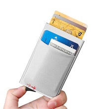 Load image into Gallery viewer, Men Aluminum Wallet