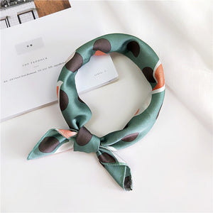 Square Satin Scarf