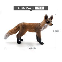 Load image into Gallery viewer, Simulation Little Fox, Rabbit and Squirrel Fairy
