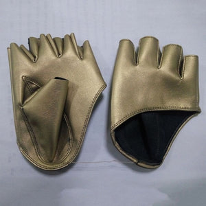 Leather Lady Gloves