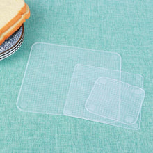 Load image into Gallery viewer, Reusable Silicone Wrap Seal Food