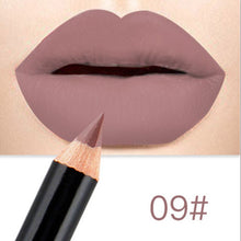 Load image into Gallery viewer, Waterproof Lip Liner Pencil Set