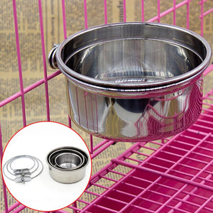 Food Water Bowl For Crates Cages