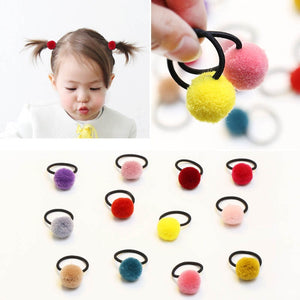 Baby Hair Ball Headbands
