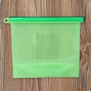 Reusable Food Preservation Bags