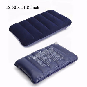Air Inflatable Portable Pillow