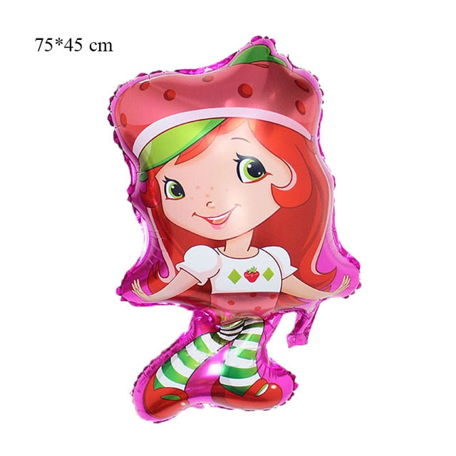 Strawberry Birthday Balloon