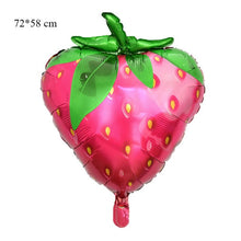 Load image into Gallery viewer, Strawberry Birthday Balloon