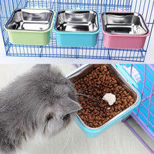 Load image into Gallery viewer, Pet Hanging Feeding Bowl