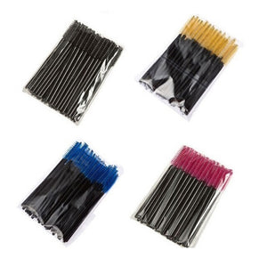 Disposable Eyelash Brushes
