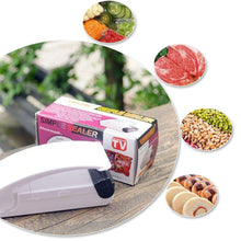 Load image into Gallery viewer, Portable Mini Electric Heat Sealing Machine