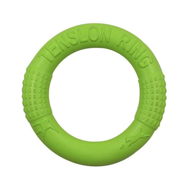 Flying Discs Pet Training Ring