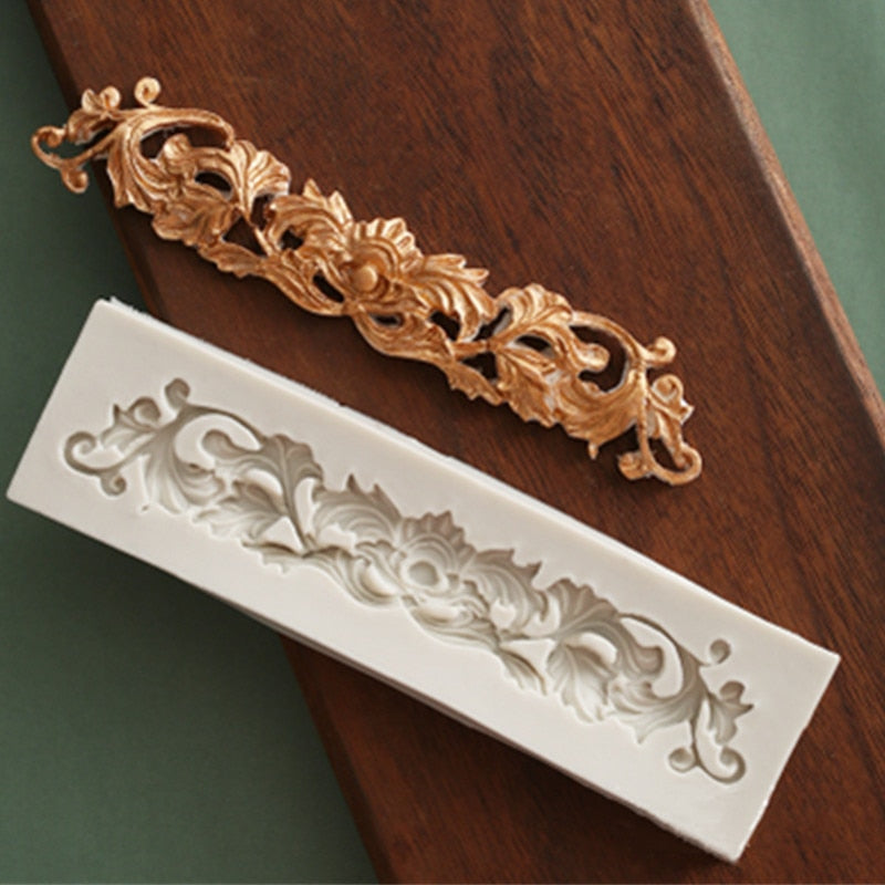 European Lace Mold