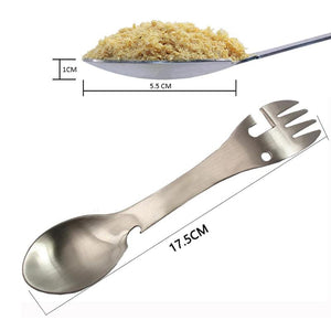 Multifunctional Spoon Fork