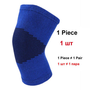Charcoal Knitted Knee Pads