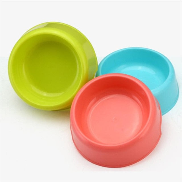 Dog Feeding Food Bowls