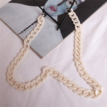 Load image into Gallery viewer, Acrylic Reading Neck Chain