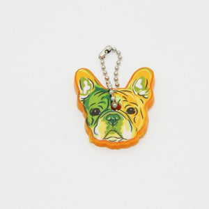 Bulldog Key Case
