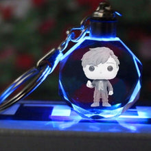Load image into Gallery viewer, Voldemort Fantastic Key Chains