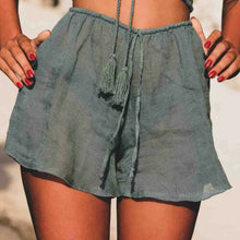 Load image into Gallery viewer, High Waist Mini Short Pants