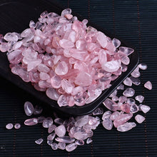 Load image into Gallery viewer, Natural Rose Quartz