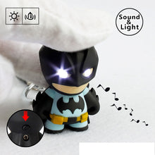 Load image into Gallery viewer, Batman Led Key Chain
